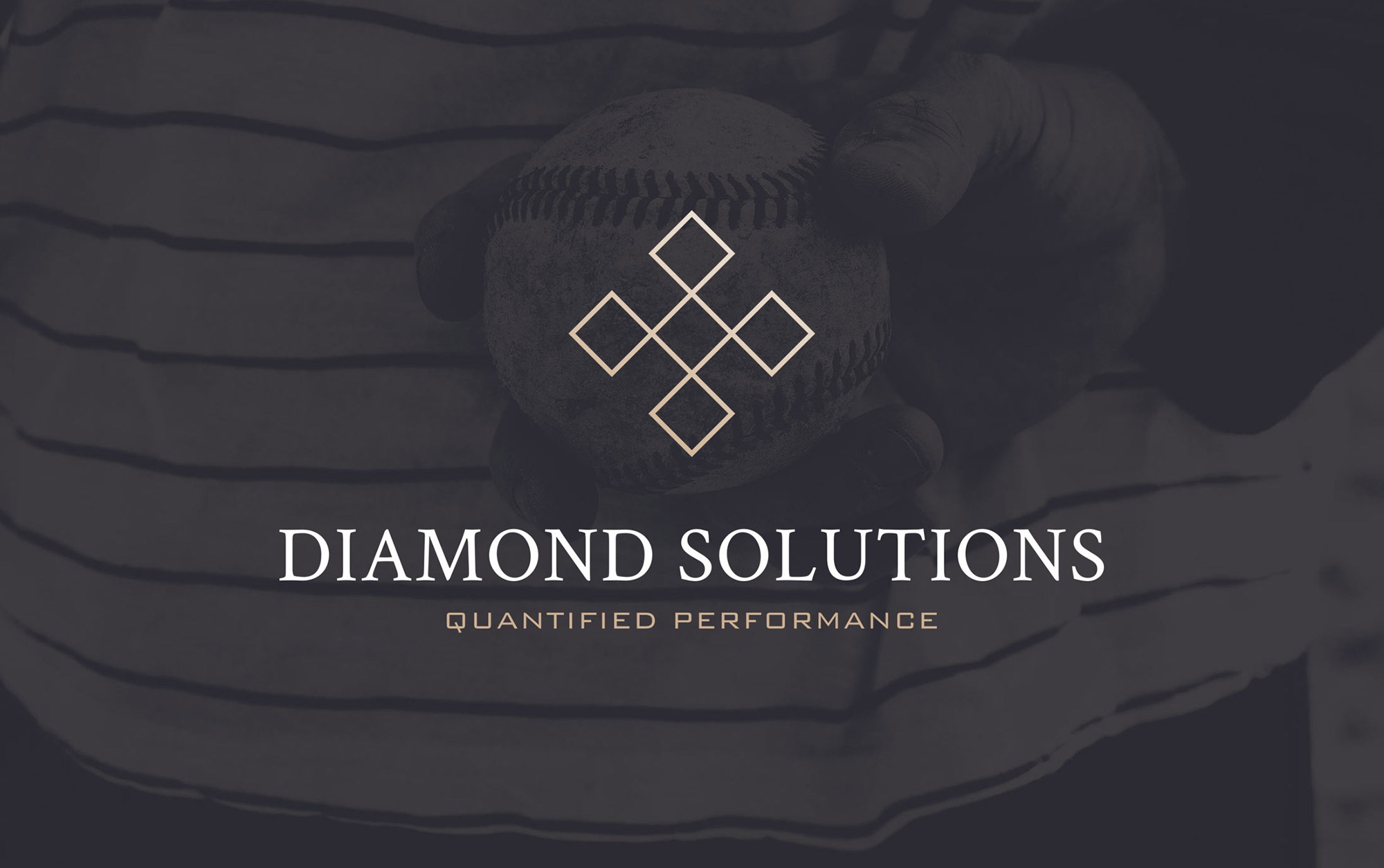 Diamond Solutions Logo Design