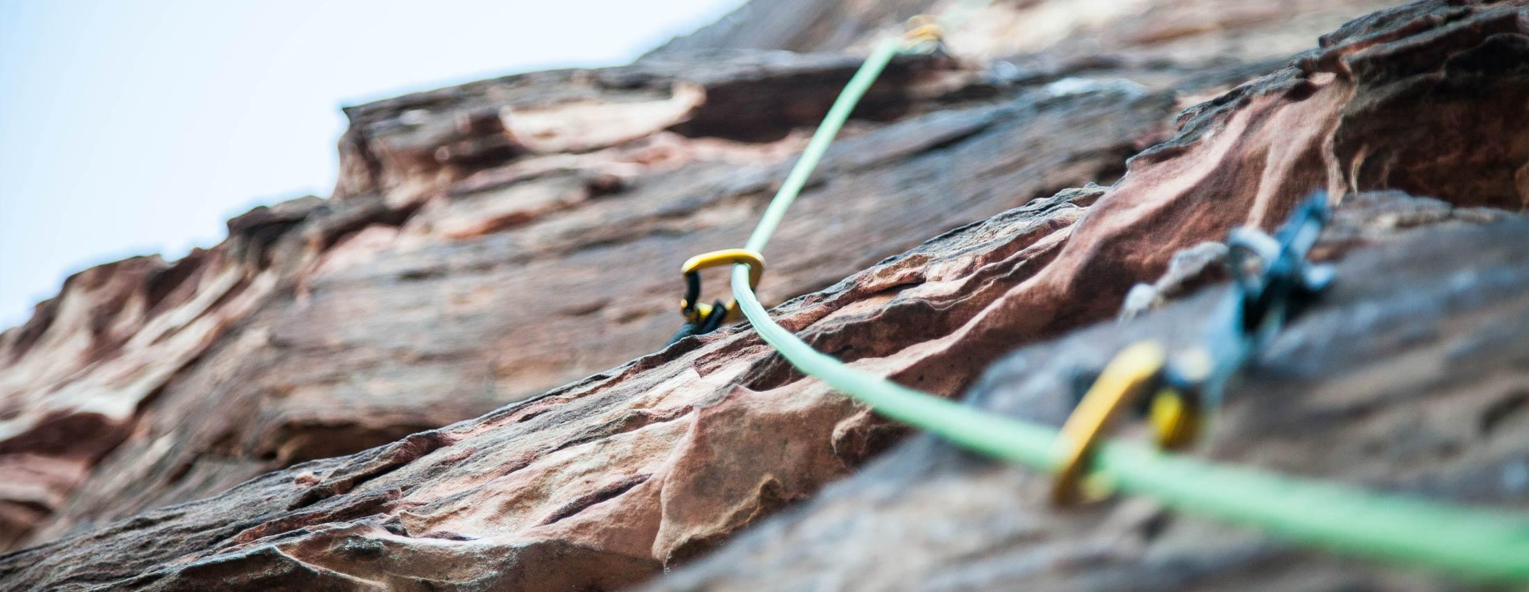Rock Climbing & The Imagination